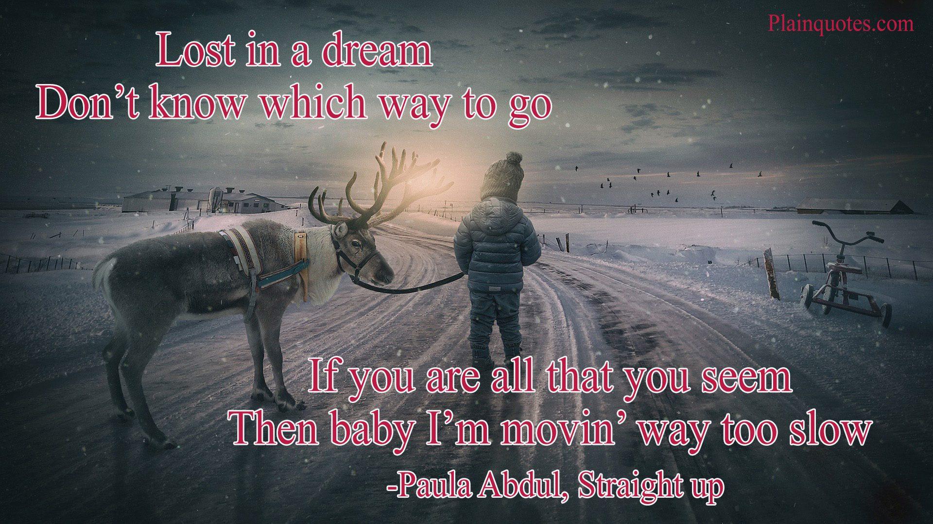 lost In A dream image