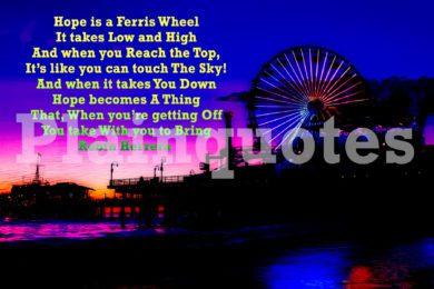 ferris wheel quote image