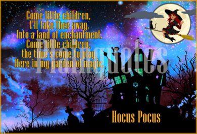 hocus pocus picture