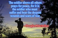 The Soldier Above All