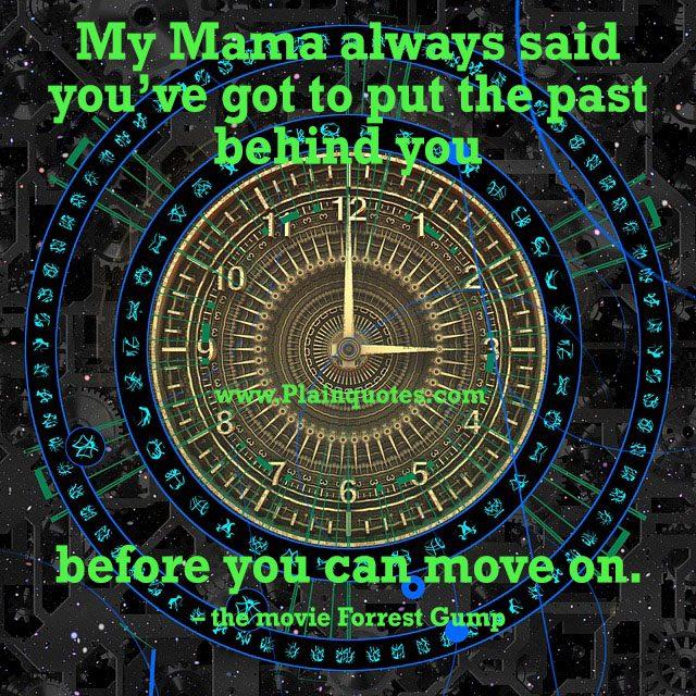 my mama always said