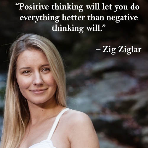 positive Thinking Will