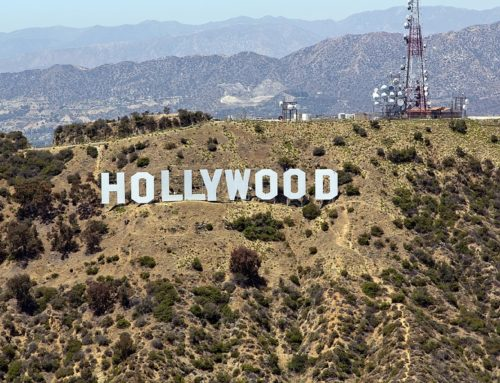 directions to the Hollywood Sign