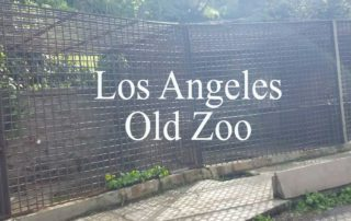 Los Angeles Old Zoo