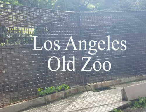 directions to the Los Angeles Old Zoo