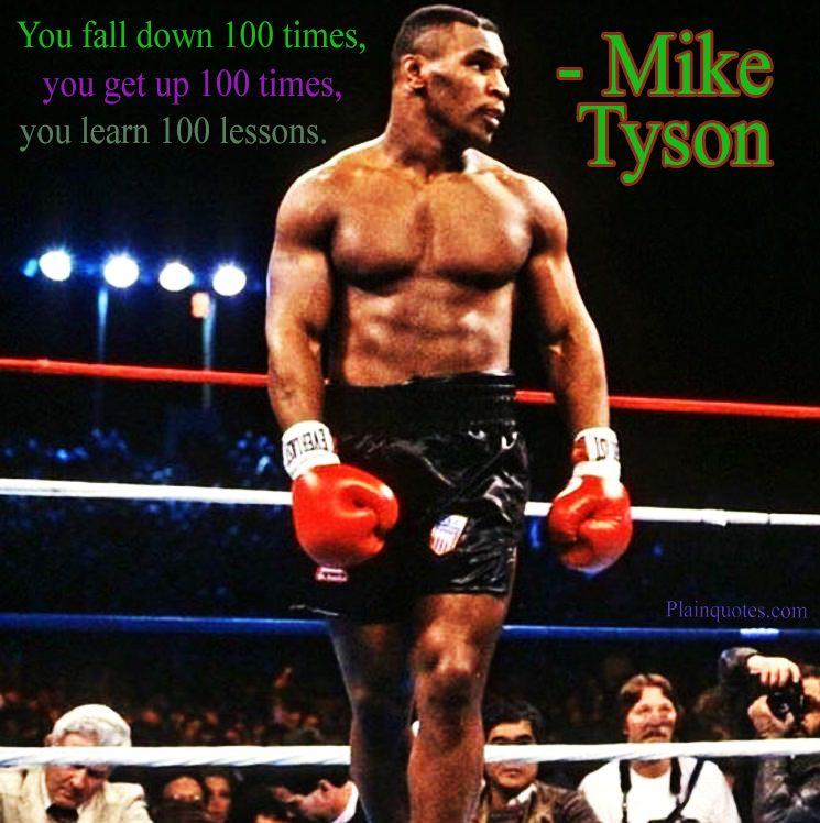 you Fall Down 100 Times