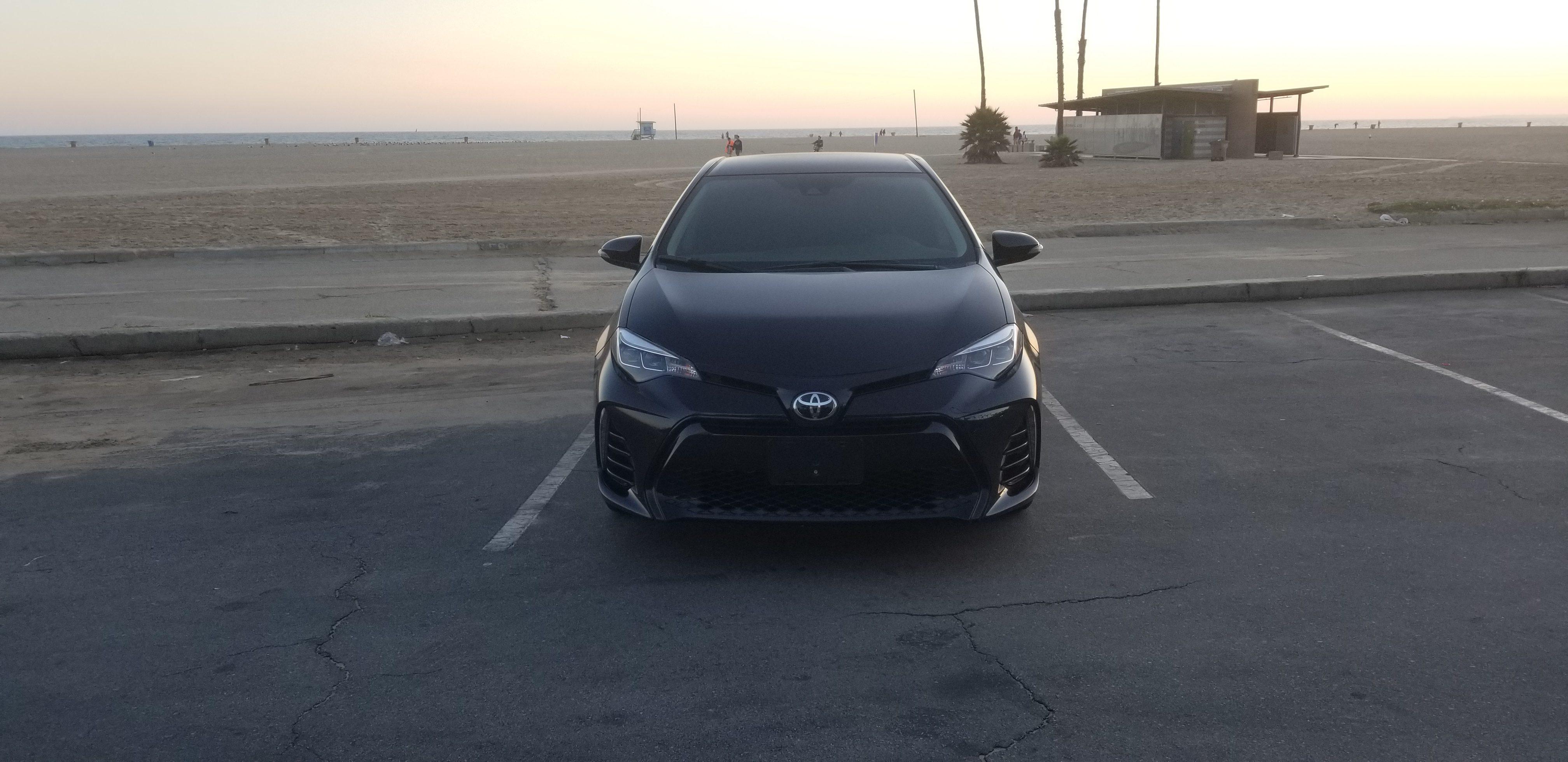2017 Corolla se image
