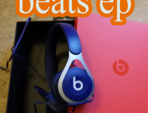 beats by dre – beats ep