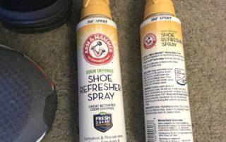 arm & hammer shoe spray for odor