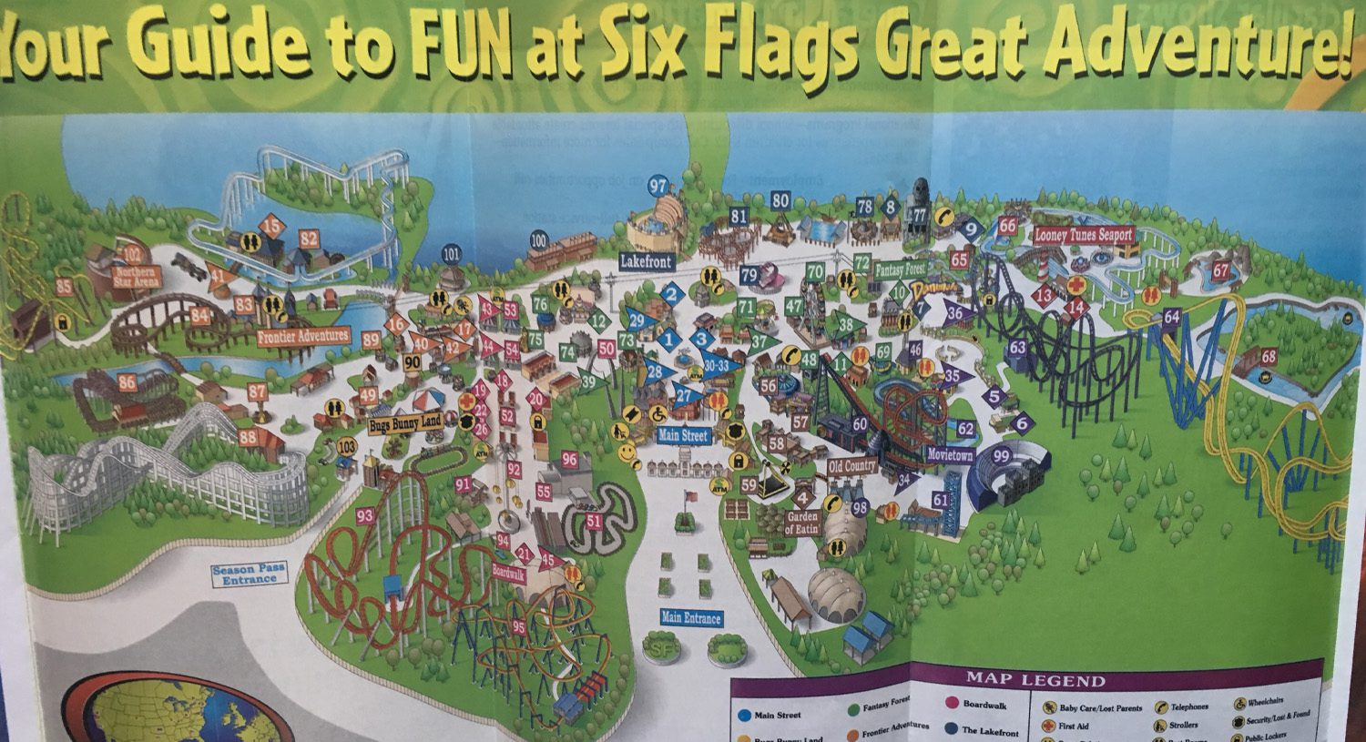 2003 Six Flags New Jersey 3