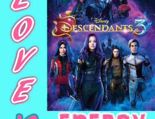 Love is energy descendants 3