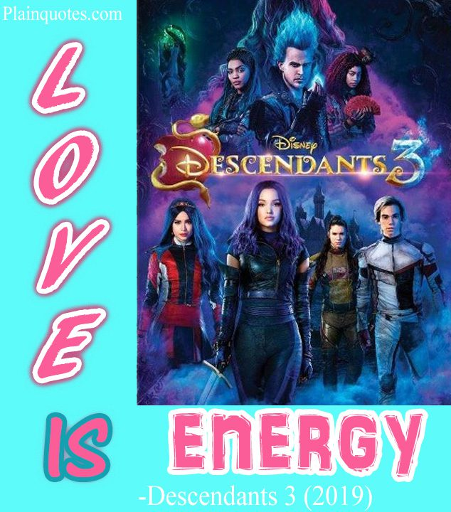 love is energy quote