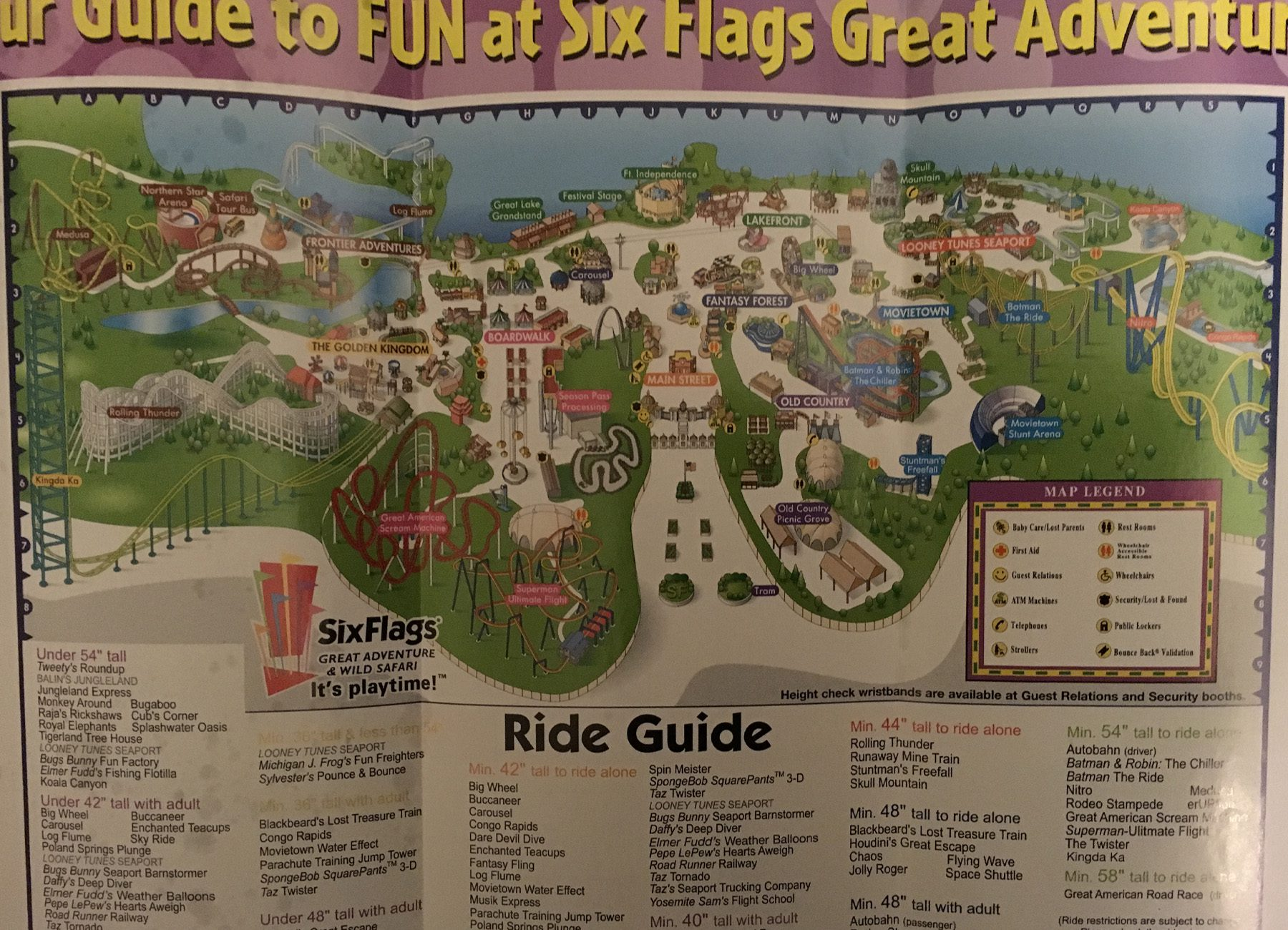 2005 Six Flags Image Jackson