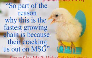 about Chick Fil A