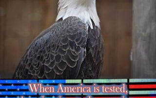 When America is tested