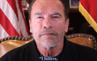 Capitol Riot speech by Arnold Schwarzenegger