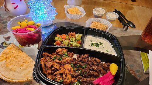 Tarme Mediterranean Grill Shawarma