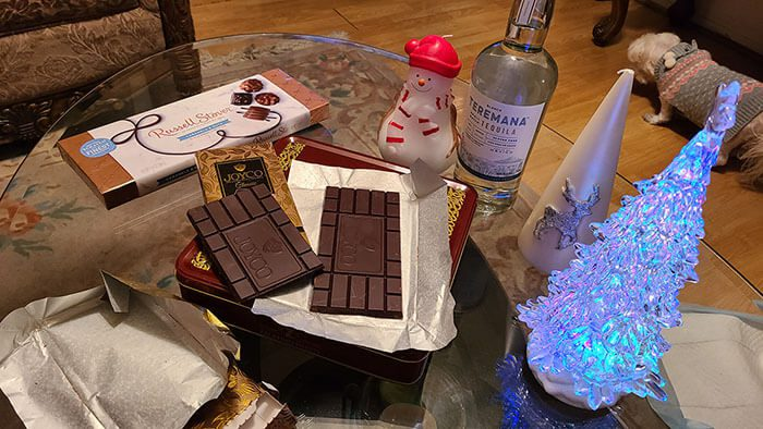 joyco chocolate bar
