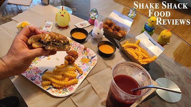 Shake Shack Foods
