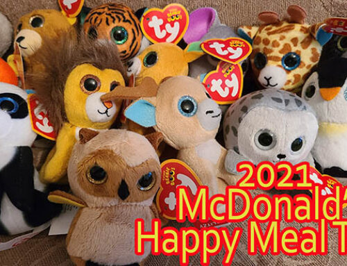 2021 McDonald's Happy Meal Toys
