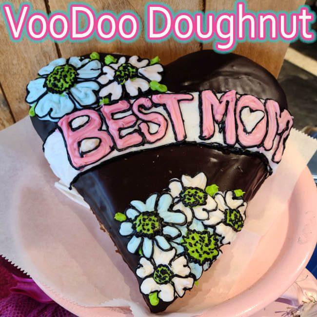 VooDoo Doughnut Mothers Day