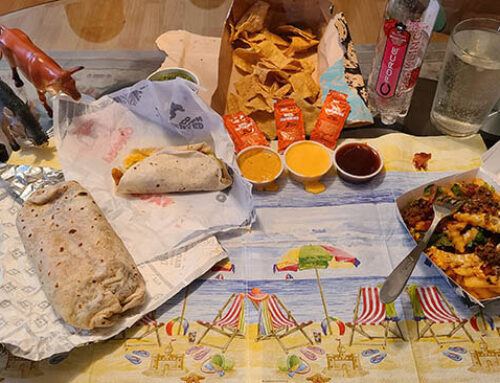 Del Taco Honey Chipotle BBQ Collection